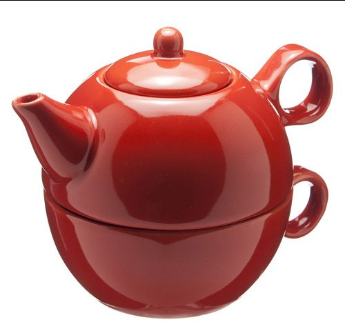 1 Cup Ceramic Teapot For One 1