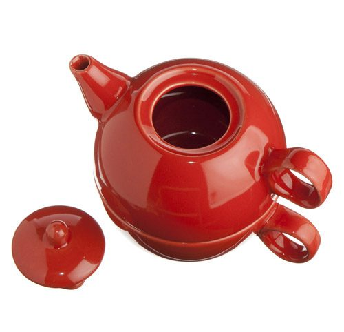 1 Cup Ceramic Teapot For One 2
