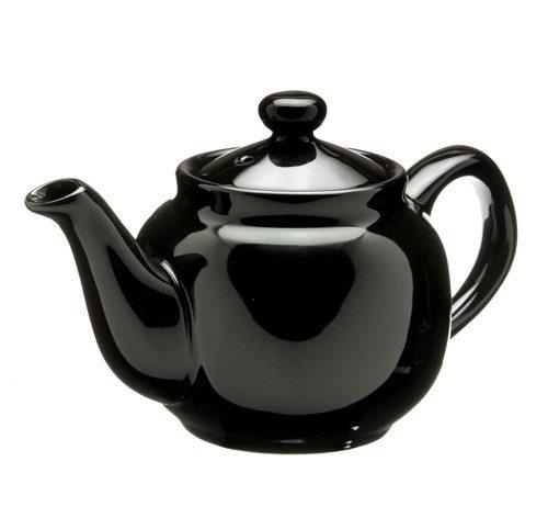 2 Cup Hampton Ceramic Teapot 1