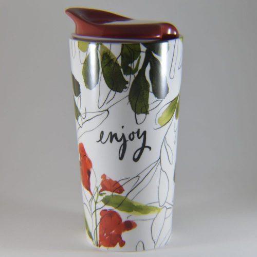 Stoneware Travel Mug 1