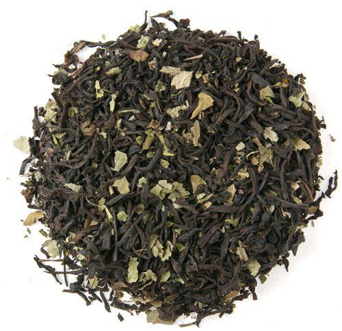 Chocolate Mint Black Tea 1