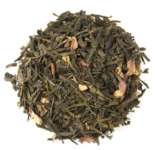 Cinnamon Sibu Green Tea 1