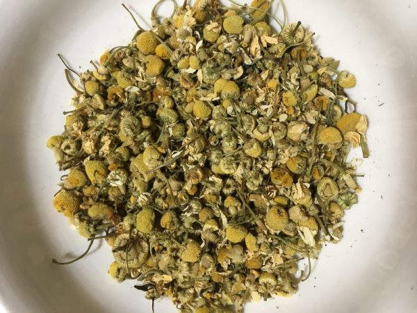 Organic Sleepy Lemon Herbal Tea 1