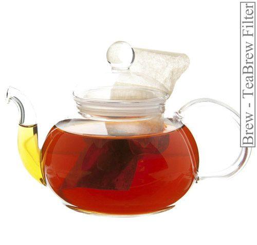 Organic Wild Blueberry Black Tea 2