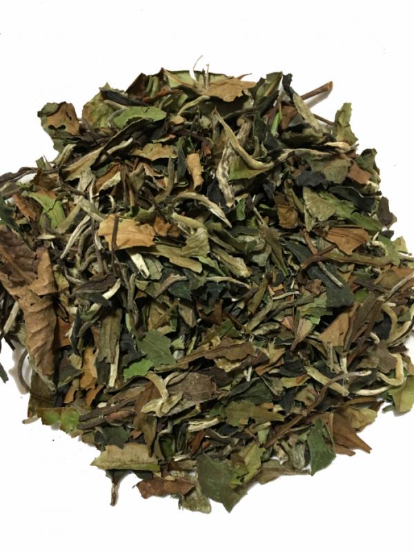 Organic Pai Mu Tan White Tea 1
