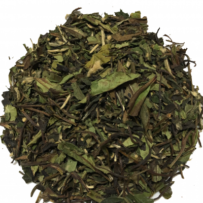 Pomegranate Madagascar White Tea