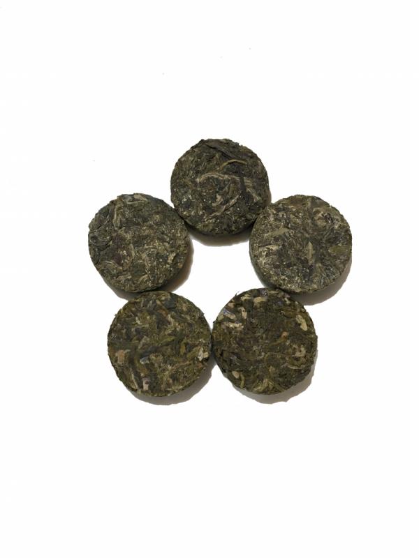 Organic Lavender Respond Tea Coins 1