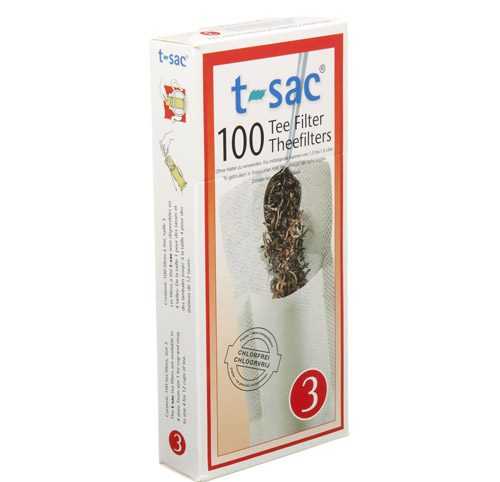T-Sac tea filter 1
