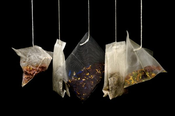 Spiced Chai Pyramid Tea Bags (no string) 1