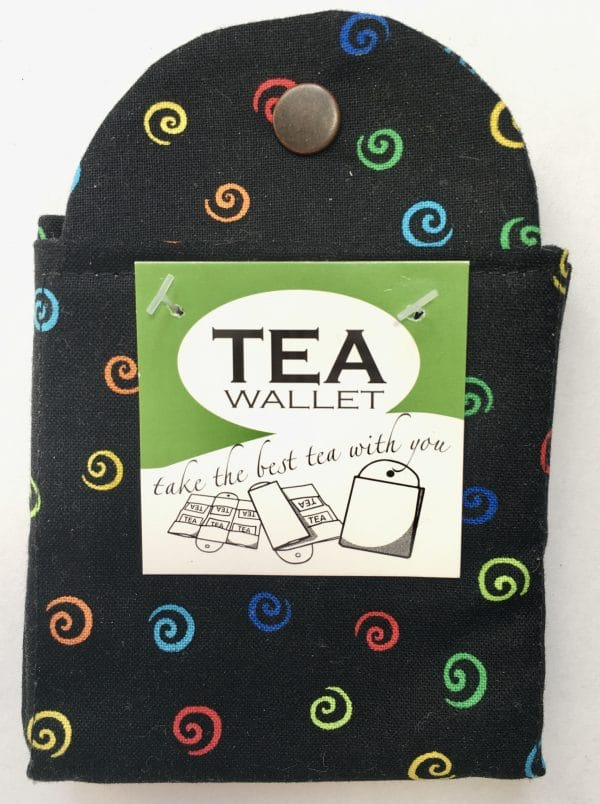 Tea Bag Wallet 8