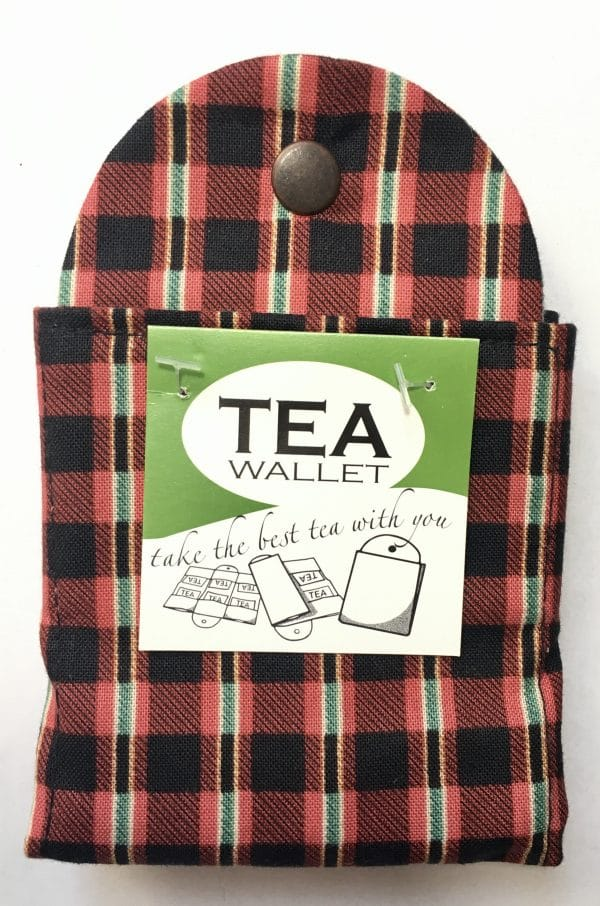 Tea Bag Wallet 2