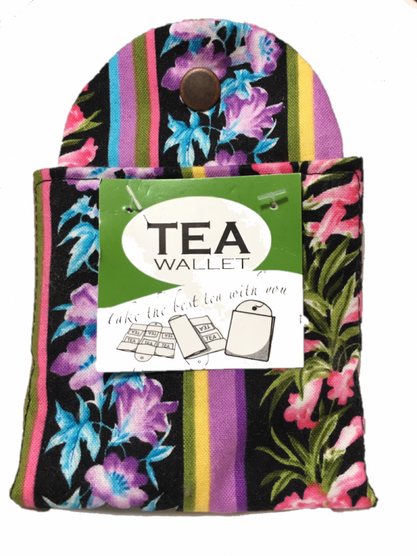 Tea Bag Wallet 1