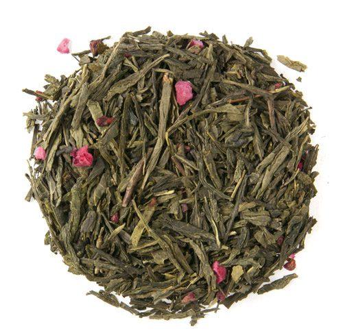 Bohemian Raspberry Green Tea 1