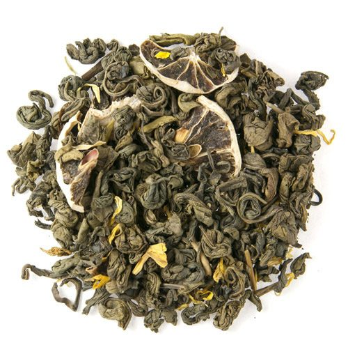 Lemon Green Tea 1