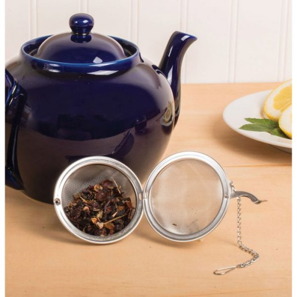 Stainless Steel Mesh Ball Tea Infuser, assorted sizes 4