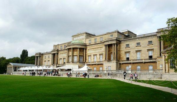 Buckingham Palace Garden Party 1