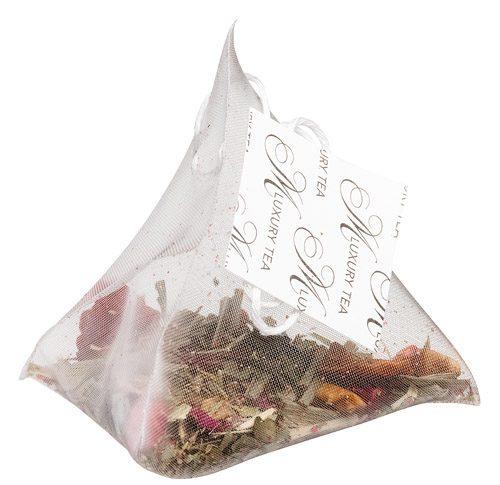 Raspberry Lemon Verbena Luxury Teabags 1
