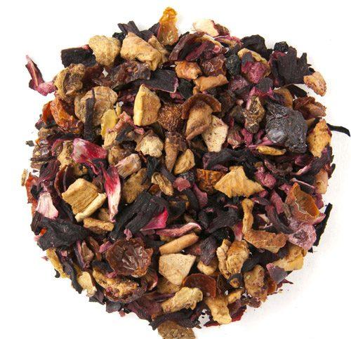 Cranberry Apple Herb & Fruit Tea 1