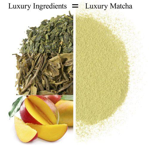 Organic Mango Matcha 1
