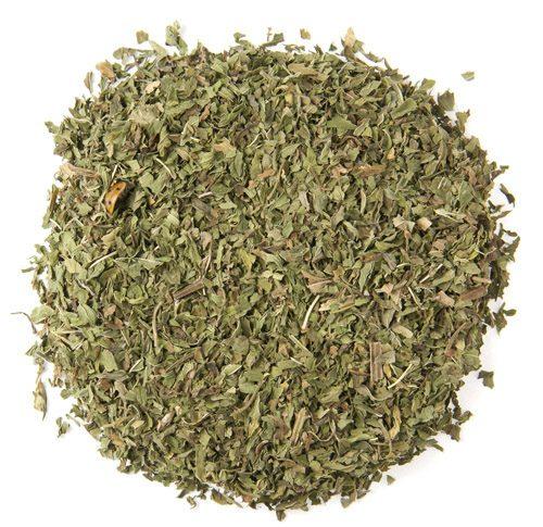 Organic Spearmint St. Helen Herbal Tea 1