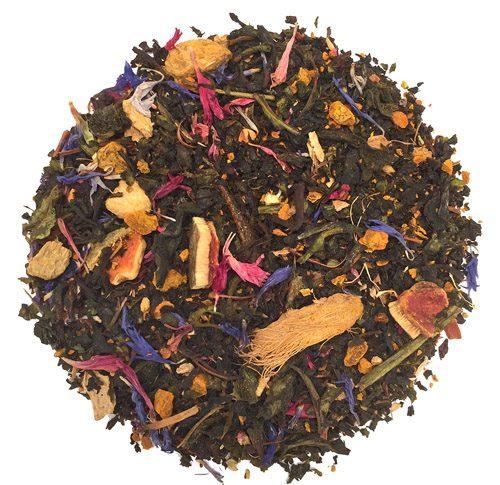 Ginger Turmeric Wellness Tea 1