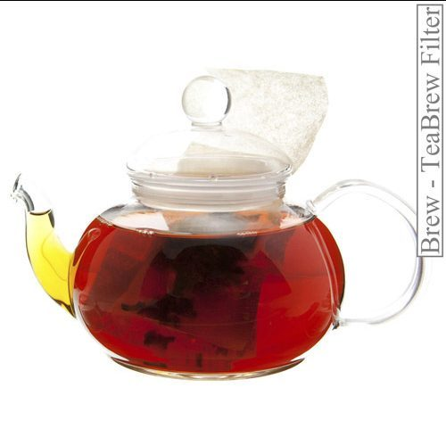 Chocolate Strawberry Herb and Fruit Tea 2