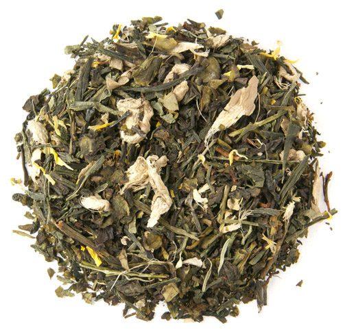 HI^ANTIOX GINGER GREEN WELLNESS TEA 1
