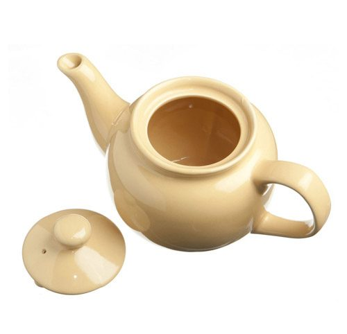 2 Cup Hampton Ceramic Teapot 9