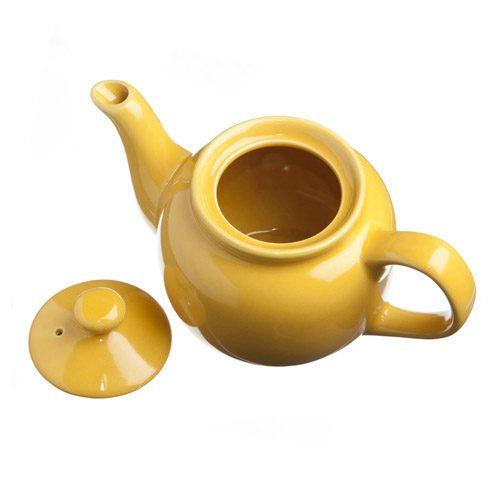 2 Cup Hampton Ceramic Teapot 12