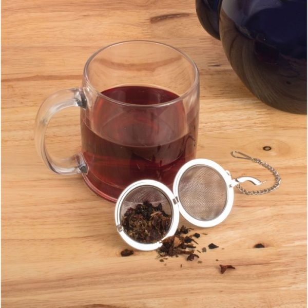 Stainless Steel Mesh Ball Tea Infuser, assorted sizes 1