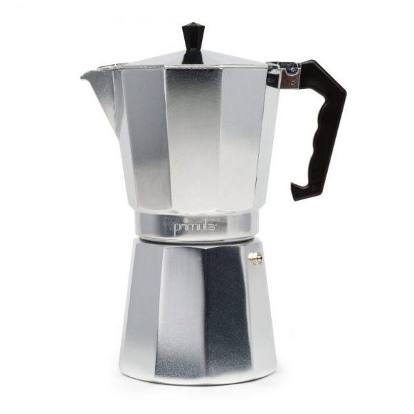 Primula Aluminum Espresso Maker, 1, 3, or 9 Cup 1