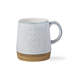 Stoneware and Bamboo Barista Mug and Pour Over Set 2