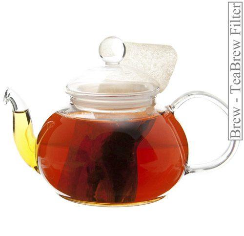 Ginger Peach Black Tea 2