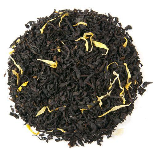 Organic Pomegranate Lemon Black Tea 1